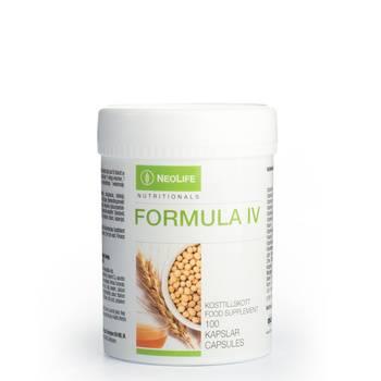Formula IV, Multivitamin and mineral supplement