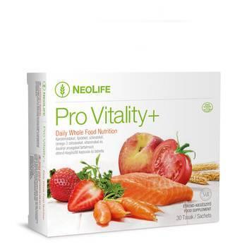 Pro Vitality, Food supplement